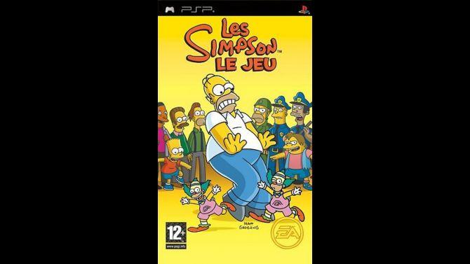 Image Les Simpson : le Jeu