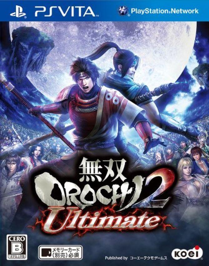 Image Warriors Orochi 3