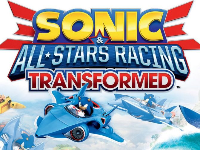 Image Sonic & All-Stars Racing Transformed