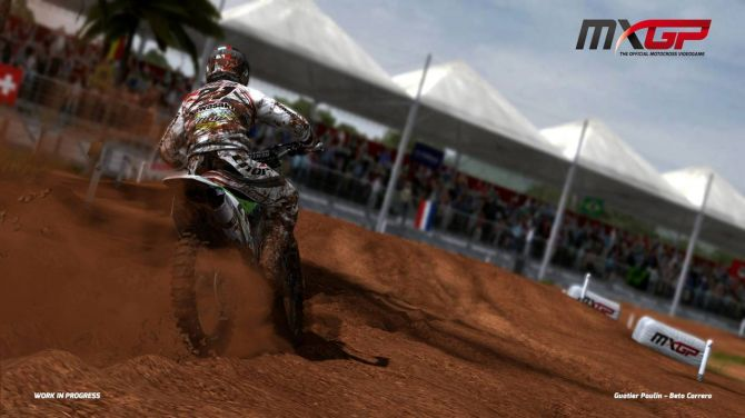 Image MXGP : The Official Motocross Videogame