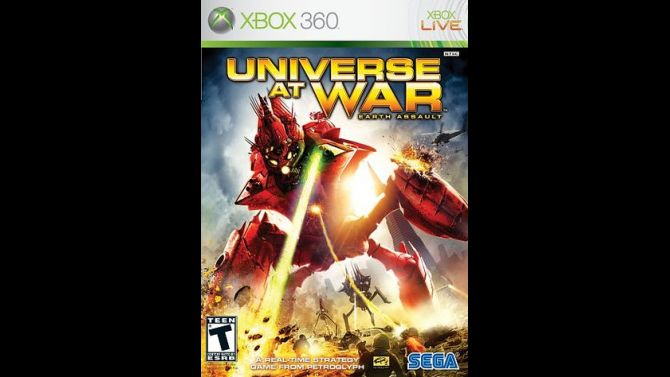 Image Universe at War : Earth Assault