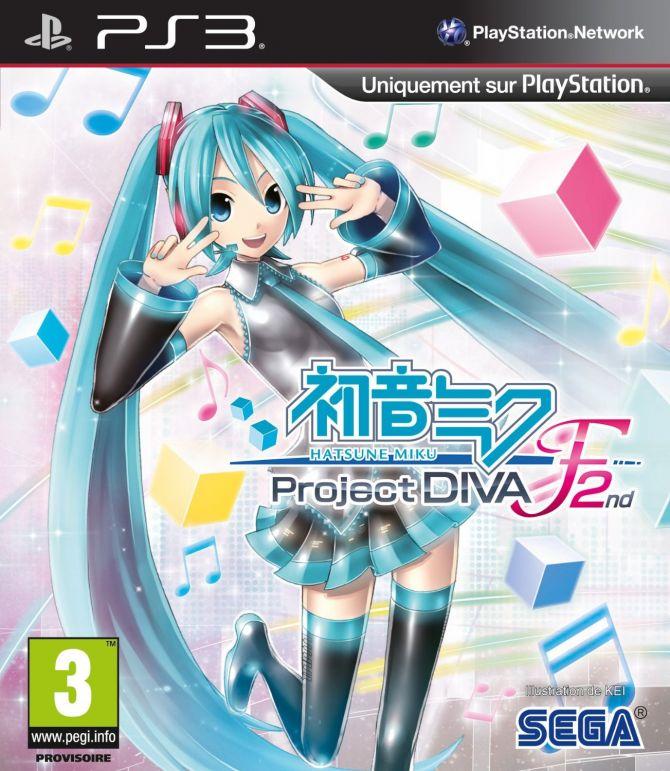 Image Hatsune Miku : Project Diva F 2nd
