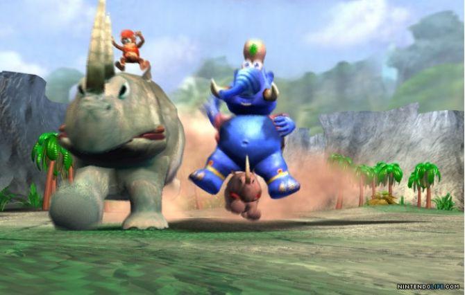 Image Donkey Kong Racing