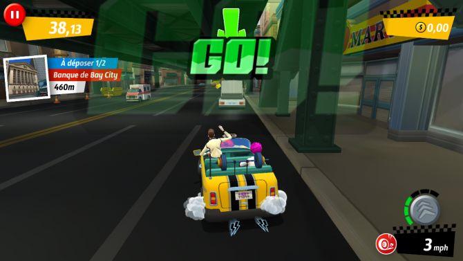 Image Crazy Taxi : City Rush