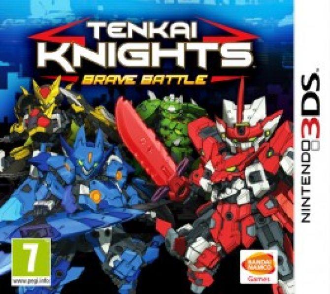 Image Tenkai Knights Brave Battle