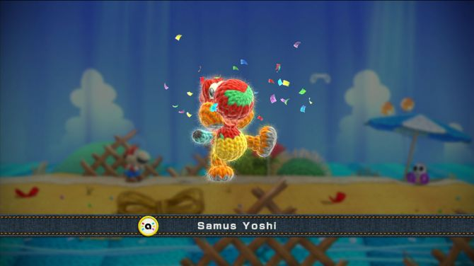 Image Yoshi's Woolly World