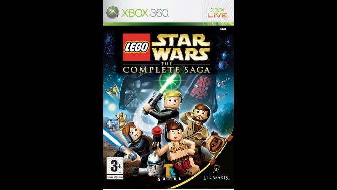 Image LEGO Star Wars: The Complete Saga