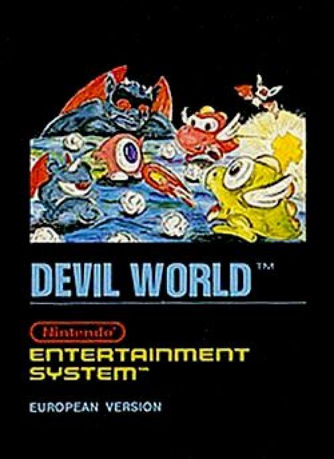 Image Devil World