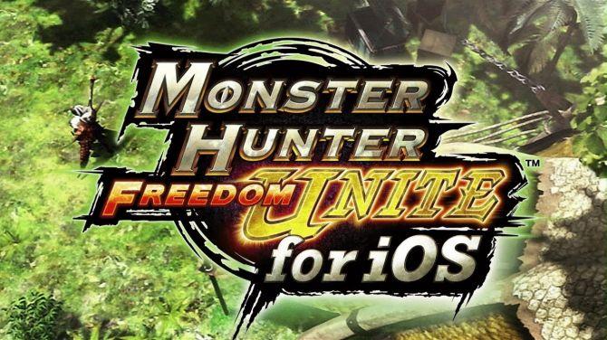 Image Monster Hunter Freedom Unite