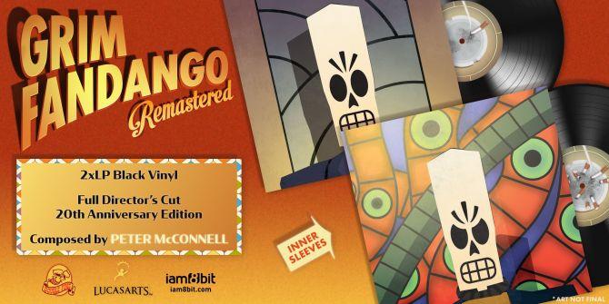 Image Grim Fandango Remastered