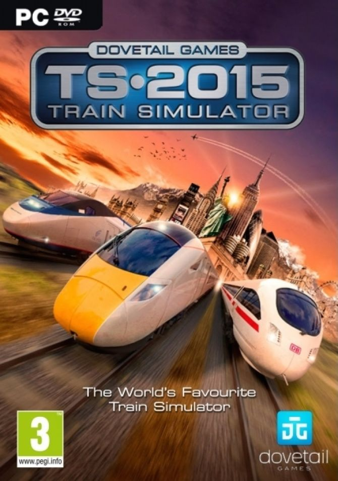 Image Train Simulator 2015