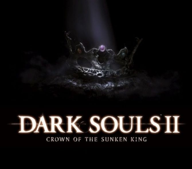 Image Dark Souls II - Crown of the Sunken King