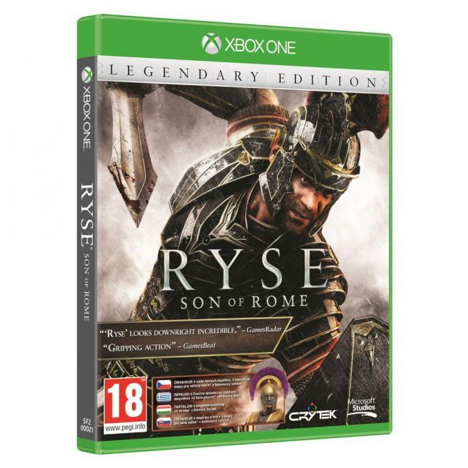 Image Ryse : Son of Rome