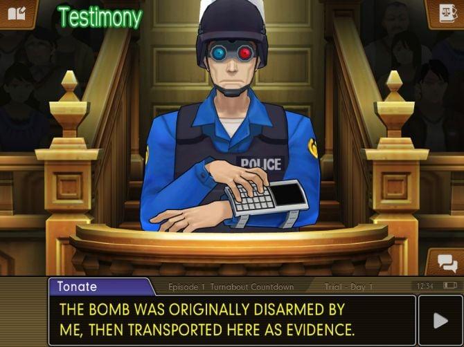 Image Phoenix Wright : Ace Attorney - Dual Destinies