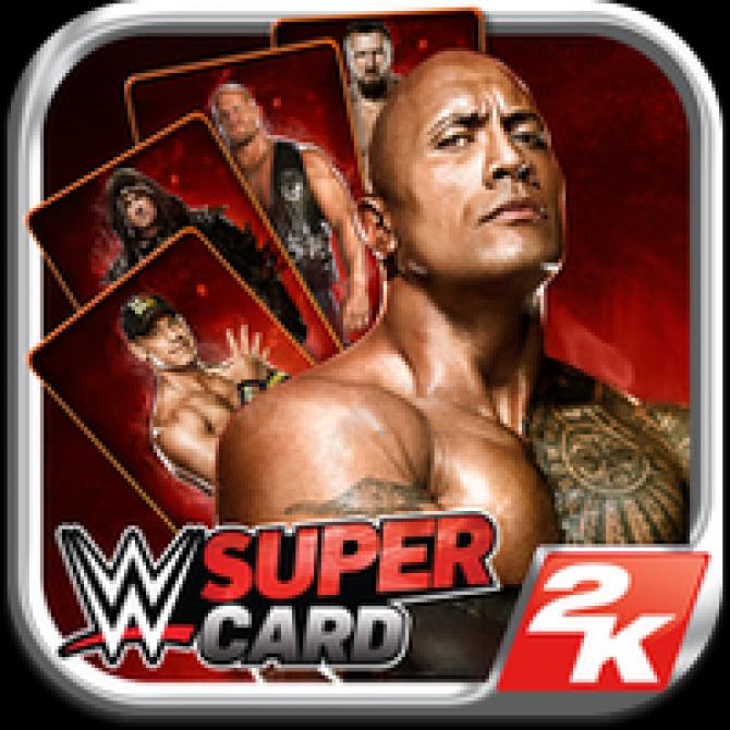 Image WWE SuperCard