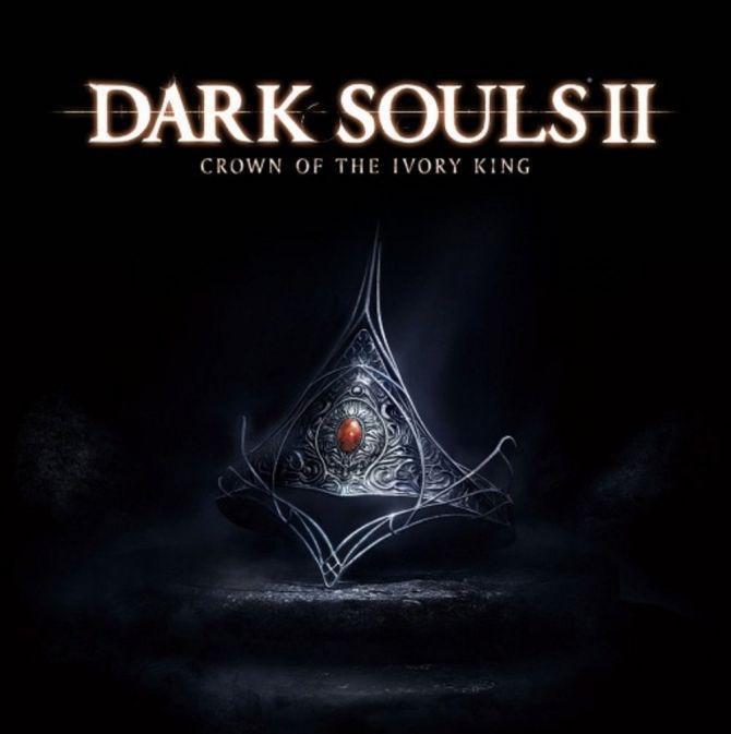 Image Dark Souls II - Crown of the Ivory King