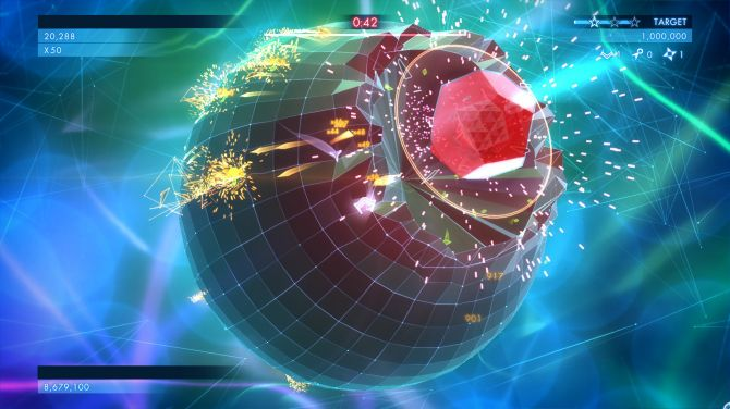Image Geometry Wars 3 : Dimensions