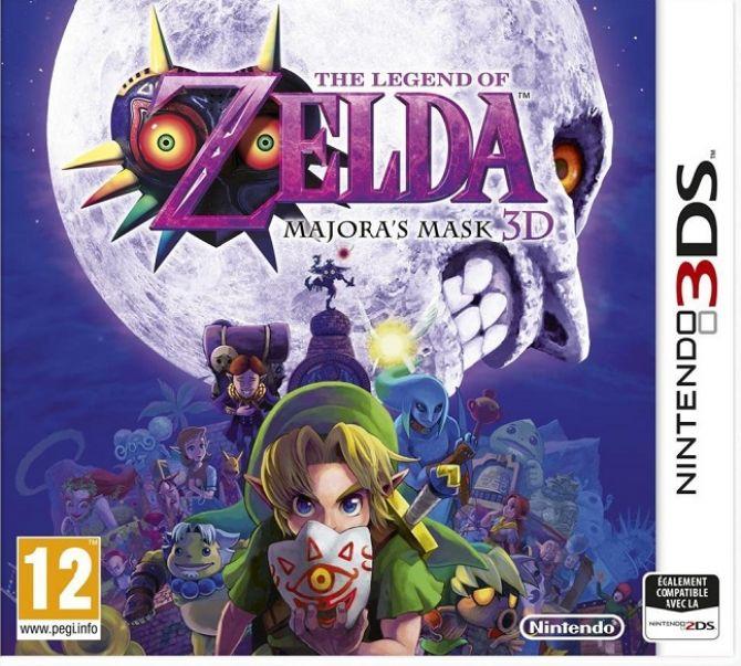 Image The Legend of Zelda : Majora's Mask 3D
