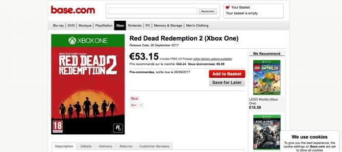 Image Red Dead Redemption 2