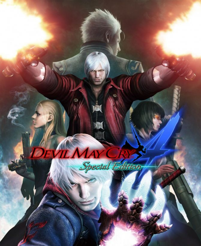 Image Devil May Cry 4 Special Edition