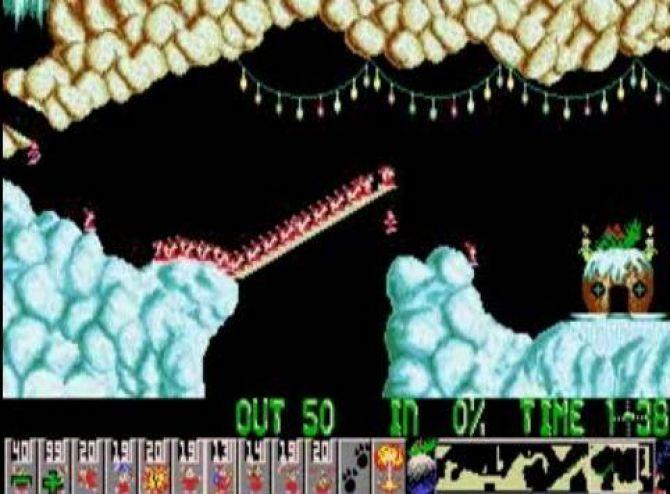 Image Christmas Lemmings