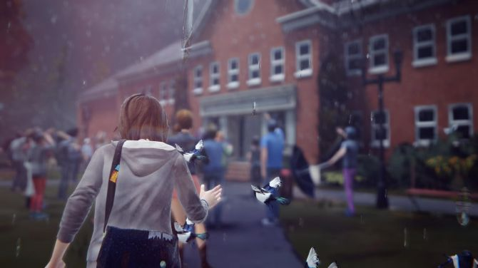 Image Life is Strange - Episode 2 : Out of Time
