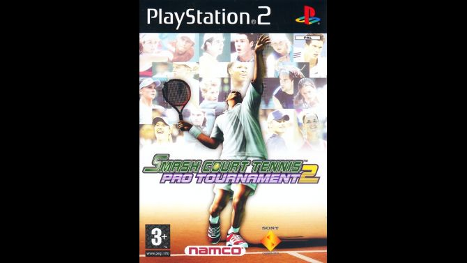 Image Smash Court Tennis Pro Tournament 2
