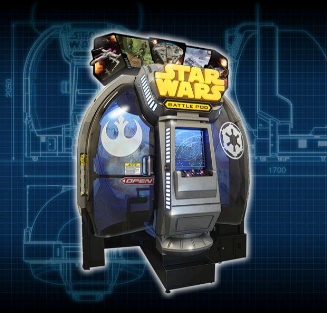 Image Star Wars : Battle Pod
