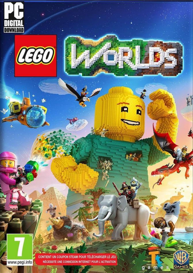 Image LEGO Worlds