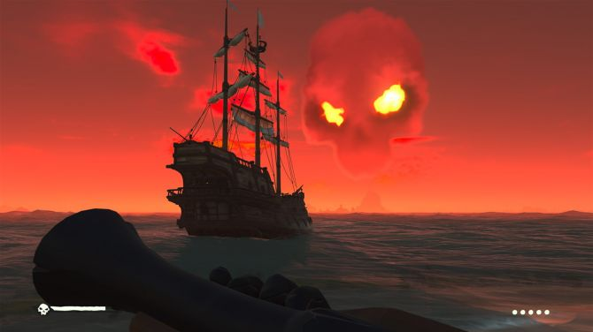 Test de sea of thieves xbox one pc tests jeux game