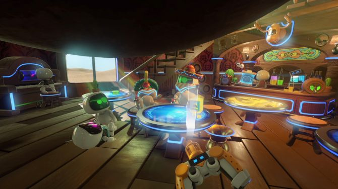 Image The PlayRoom VR