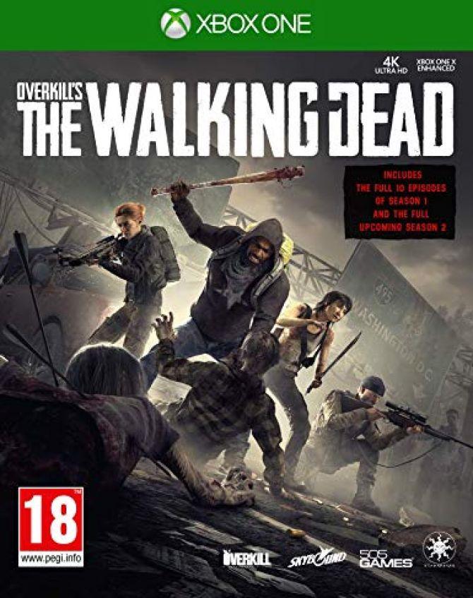 Image OVERKILL'S The Walking Dead