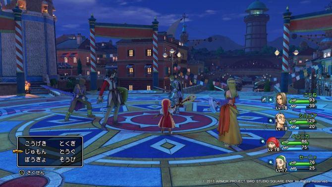 Test de Dragon Quest XI : Les Combattants de la destinée (PS4)