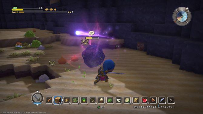 Dragon Quest Builder Boss De Fin