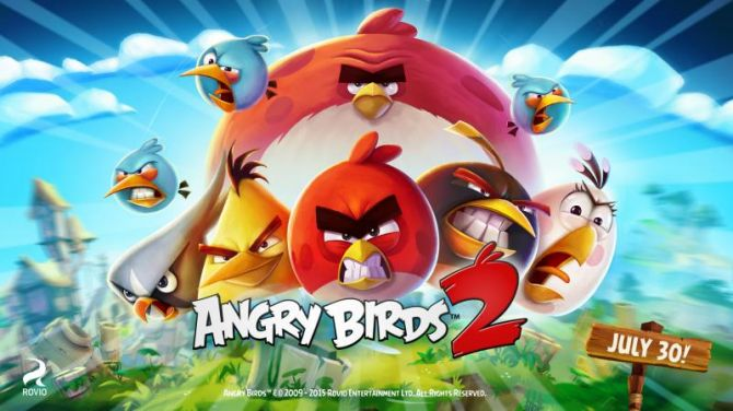 Image Angry Birds 2