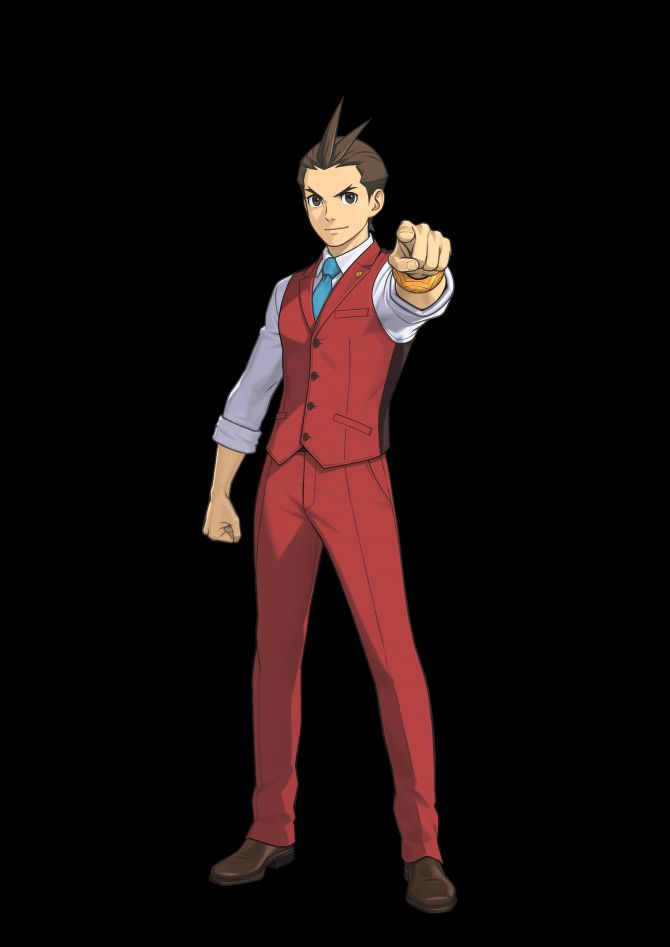 Image Phoenix Wright : Ace Attorney - Spirit of Justice