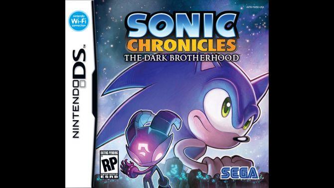 Image Sonic Chronicles : The Dark Brotherhood