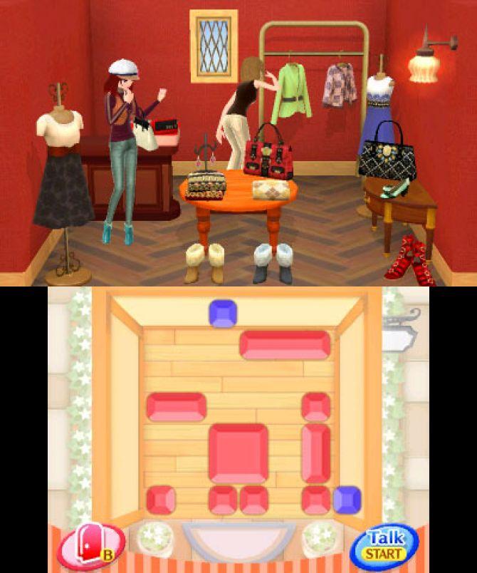 Test De La Nouvelle Maison Du Style 2 Les Reines De La Mode Nintendo 3ds