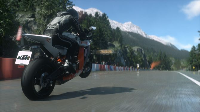 test de driveclub bikes ps4 tests jeux vido. Black Bedroom Furniture Sets. Home Design Ideas