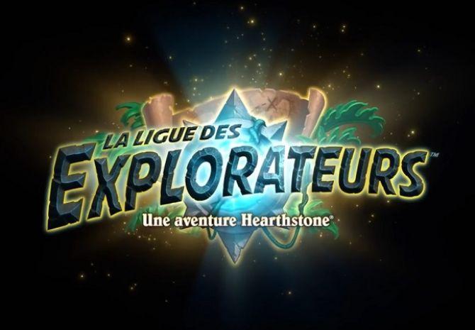 Image Hearthstone : La Ligue des Explorateurs