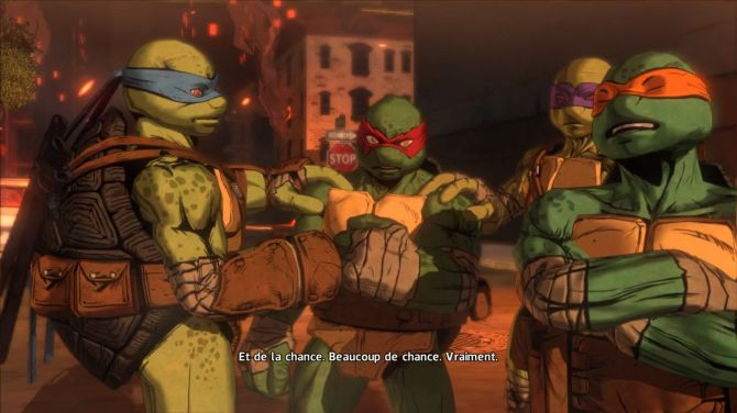Test De Teenage Mutant Ninja Turtles : Des Mutants à Manhattan (PS4, Xbox One, PlayStation 3