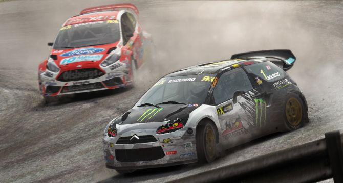 dirt rally ps4 on a jou au jeu de course de codemasters. Black Bedroom Furniture Sets. Home Design Ideas