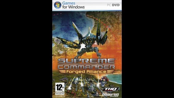 Image Supreme Commander : Forged Alliance
