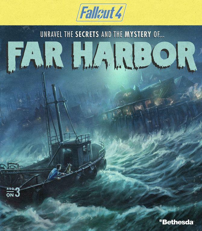 Image Fallout 4 - Far Harbor