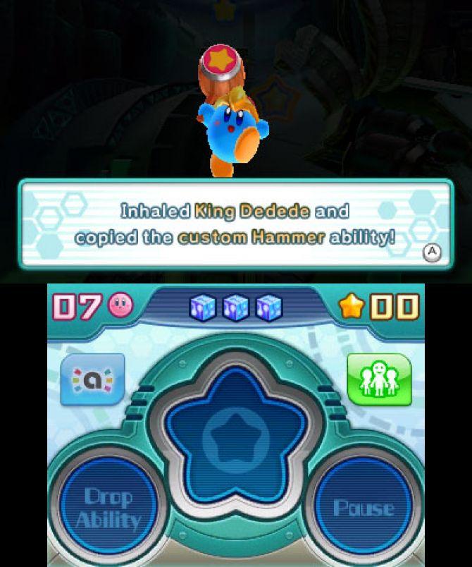 Image Kirby Planet Robobot