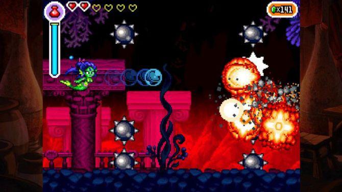 Image Shantae : Risky's Revenge Director's Cut
