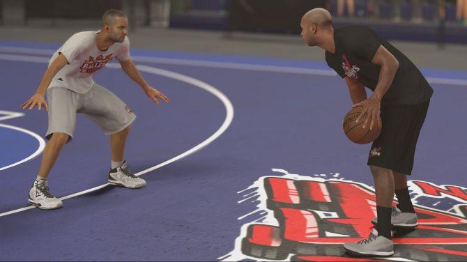 Test de NBA 2K17 (PS4, Xbox One), Tests Jeux