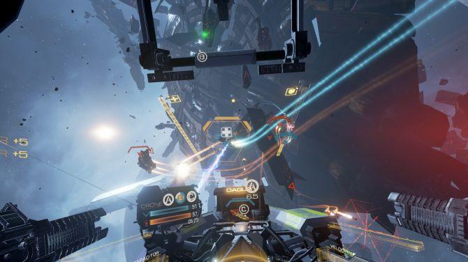 Bien connu Test de EVE Valkyrie (PlayStation VR), Tests Jeux - Gameblog.fr KP78