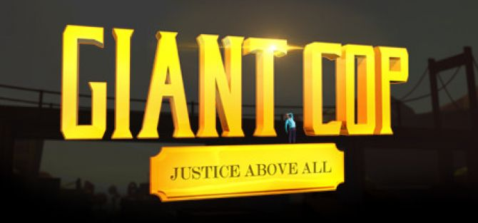 Image Giant Cop - Justice Above All