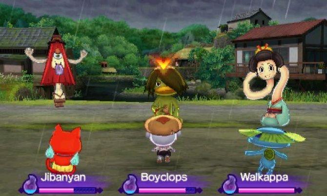 Test De Yo Kai Watch 2 Fantômes Bouffis Nintendo 3ds